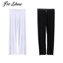 Wholesale Men S Sexy Mesh Pants - Wholesale- Mens Comfortable Mesh Underwear See-through Pants Sexy and Hot Mens Stretch Sheer Home See-through Mesh Breathable Pants SZ S-XL