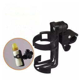 Wholesale Baby Bicycle Stroller - Baby stroller baby stroller bottle rack accessories children bicycle cart frame water cup frame glass black kettle