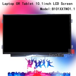 Wholesale Hp Laptop Led - NEW Laptop 10.1inch LED N101XTN01.1LCD Screen Display Panel
