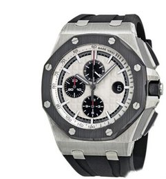 Wholesale NEW RRoyal Oak Offshore Silver Dial Men s Watch SO OO A002CA Write the First Review SWA005