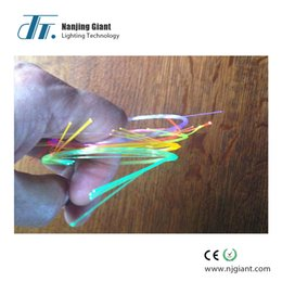 Wholesale Fiber Optic Rod - Fiber optic replacement rod, red green blue orange purple yellow 0.5 0.75 1 1.5mm in stock