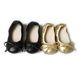 Wholesale Rolling Shoes - Children's Shoes Parent-child Flas Butterfly Egg Roll Shoes