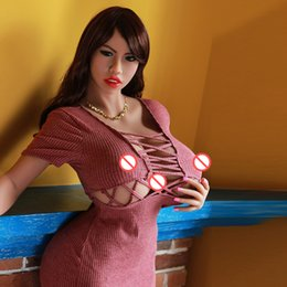 Wholesale Japanese Silicone Top Sex Dolls - silicone love dolls 170cm top quality life size silicone sex dolls big boobs adult sex products adult toys