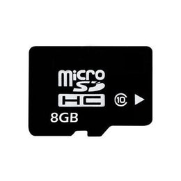 Wholesale Sd Memory Cards 8g - For Android iphone Smartphone 100% Real Full Genuine C4 C6 C10 8G MircoSD 8GB Micro SD 8Go TF Memory Card