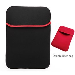 Wholesale 12 Tablet Cheap - 2016 Cheap Neoprene Sleeve For 7 8 9 10 12 13 14 15 17 inch Laptop General Computer Bags Tablets PC Bag Cover Bag