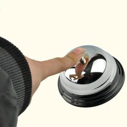 2019 werkzeugdurchlauf Restaurant Hotel Küche Service Glocke Ring Rezeption Metall Anruf Ringer Essgeschirr Pass-Through Bell Bar Tools Kostenloser Versand ZA2884 günstig werkzeugdurchlauf