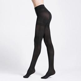 Wholesale Thickening Pantyhose - 2017 Fashion Leggings For Women Winter Women's Leggings Pantyhose High Quality Elasticity Sexy Skinny High Waist Thicken Designer Leggings