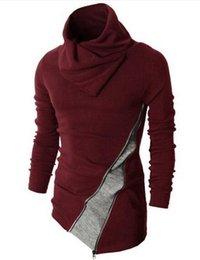 Wholesale Men S Cashmere Turtlenecks - Wholesale- 2016 Pullover Men Sweater Brand New Man's Cashmere Sweater Winter Turtleneck Casual Long Sleeve Pullovers Christmas Knit Sweater