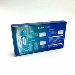 Wholesale Whitening Teeth Kit Free Shipping - New Arrive 1set 28 pcs 360 Degree Advanced Teeth Whitening Strips Dental Whitening Kit Enamel White Whitestrips free shipping
