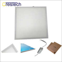 Luce disponibile online-Luci di pannello del LED illuminazione interna 1ft 2ft 4ft disponibile luci di pannello commerciali nazionali 300 durata della vita lunga