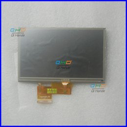 Wholesale 5inch Lcd - Wholesale- Original and New 5inch 20000494-04 AT050TN34 V.1 LCD Screen For GPS PSP adaline't a MP5 LCD Screen 120*75mm
