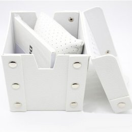 Wholesale White Paper Tags - wristwatch Box for Watches original Watch Box Leather Watch Boxes Display Case Watch Storage Organizer Box Holder