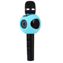 alto-falantes de karaoke Desconto XT5 Hot Handheld Karaoke Microfone Do Telefone Celular com Speaker Karaoke Magia Player Sem Fio Bluetooth para o smartphone iPhone ao ar livre KTV DHL