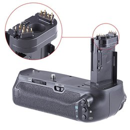 Wholesale Working Digital Cameras - Mamen KM-7D2 Vertical Battery GRIP for CANON EOS 7D MARK II 2 Digital SLR Camera BG-E16 Replacement works with LP-E6 LP-E6N Battery or 6 AA