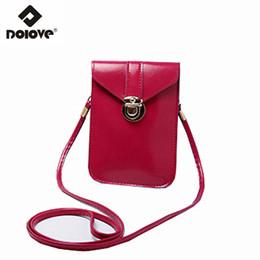 Wholesale Korean Retro Pu Handbag - Wholesale-DOLOVE New Summer 2016 Women Bag Retro Single Shoulder Bag Women Messenger Bag Small Korean Fashion Mini Handbag