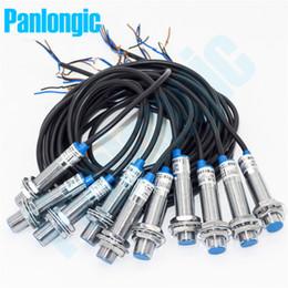 Wholesale Magnetic Proximity Sensors - NJK-5002C NPN NO 10mm Hall Effect Sensor Proximity Switch DC 6~36V Inductive Proximity Sensor Switch High Quality