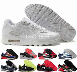 Wholesale Sport Light Sale - 2017 Hot Sale Max Running Shoes For Men Women High Quality Maxes Athletic Sports Sneakers Cheap Mens Walking Trainers Shoe Eur 36-46
