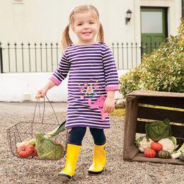 Wholesale Children Formal Costume Party - Baby Girls Party Dress Robe Fille Enfant 2017 Brand Children Dress Kids Clothes Flower Print Princess Dresses for Girls Costume
