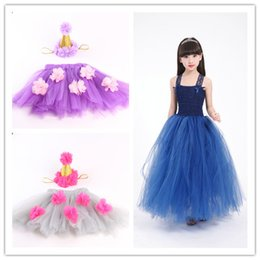 Wholesale Baby Girl One Strap Dress - baby cloths princess dress cute toddler dress christening flower girls dreees for weddings one strap hot pink dress