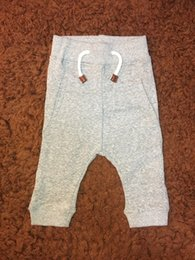 Wholesale Girls Leggings Tights Pants - Baby Clothes Boys Girls Pants Long Trousers Cotton Soft Spring Autumn Casual Elastic Infant Leggings Tights Pants