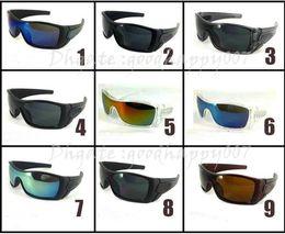 Wholesale Sunglas Men - Excellent Best Quality 10Colors Men's Women's Designer Sun Glasses Fashion Style Outdoor Cycling Eyewear Goggles batwolf Sunglas.