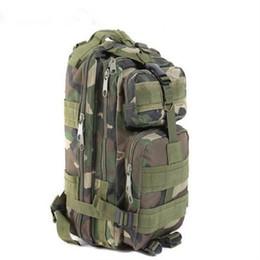 Wholesale Fedex Pack - 50pcs Hot Sale Men Women Unisex Outdoor Military Tactical Backpack Camping Hiking Bag Trekking Rucksacks, Free DHL Fedex