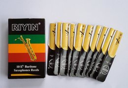 Wholesale Reeds For Sax - Eb Baritone sax reeds   saxophone reed NEW #2.5