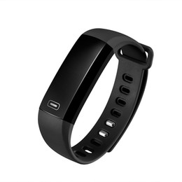 Wholesale Blood Pressure Android - Wholesale- M2 Smart Band Heart Rate Blood Pressure Pulse Meter Bracelet Fitness Watch Smartband for iOS Android PK Fitbits ID107 Fuelband