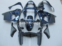 Wholesale Kawasaki Zx9r Price - Lower price plastic Fairing kit for Kawasaki Ninja ZX9R 2000 2001 deep blue motorcycle fairings set ZX9R 00 01 PJ42
