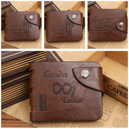 Wholesale Mens Leather Business Card Case - Brand Purses Leather Mens Wallet Small Gifts for Men Designer Women Luxury Card Holders Ladies Business Coin Pouch Credit Case Hot Sale