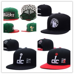 Wholesale Custom Embroidered Snapbacks - Free Shipping New Arrival Hot Selling Snapback Cap Baseball football basketball adjustable size custom Caps drop Shipping choose from album