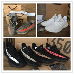 Wholesale Glitter Shoes For Cheap - Hot Selling 350 Boost V2 Fashion Shoes, Cheap Shoes Sale Store,New Sneaker For Man Woman,Sply 350 V2 Boost SPLY Running Shoes