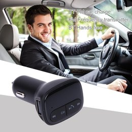 Bluetooth Araç Kiti LCD Ekran FM Verici Handsfree Aramalar için USB Portu ile 2.1A Araç Şarj Smartphone Ipad Tablet nereden