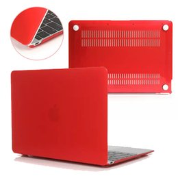 """Wholesale Crystal Case For Apple Macbook - Crystal PC Laptop Flip Cover Case For Macbook Air Retina Pro 11.6"""" 12"""" 13.3"""" 15.4"""" A1706 A1708 A1707 with without Multi-Touch Bar Touch ID"""