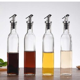 Wholesale Oil Dispensers - 2017 For Wine and Oil Sprayer Liquor Dispenser Corks Pourers Flip Top Beer Bottle Stopper Tap Faucet Bartender Bar Tools JU078