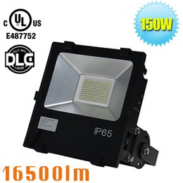 Wholesale Hid Light Ac - 150W Super Bright Floodlight Waterproof LED Spotlights Wall Lamp,400W HPS HID Bulb Equivalent,Cold White 5000K Floodlight,Security Lights