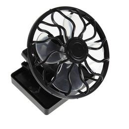 En gros - PROMOTION! Clips de poche de ventilateur de vente chaude chapeau de ventilateur de sport de chapeau solaire ? partir de fabricateur
