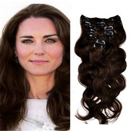Ombre brazilian clip hair extensions canada best selling ombre canada indian human hair clip in hair extension 16 26 2 7pcs pmusecretfo Images