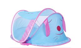 Niños del verano del bebé mosquitera portátil bebé cuna plegables accesorios para mosquitero cama infantil cuna neta perro estilo BP 001 desde fabricantes