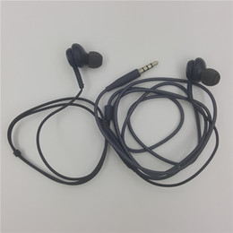 Wholesale Best Microphone Headset - For S8 Earphone Stereo Sports Earphones In Ear Super Bass Headphone ig955 Headset With Remote Mic For Samsung galaxy s8 s8 plus best