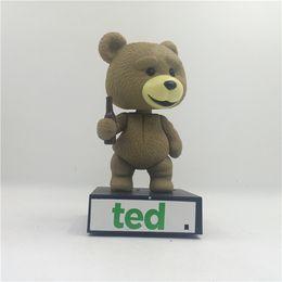 Wholesale Teddy Bears 15 Cm - BONTOYSHOP Wholesale Funko Pop Doll Cute Teddy Bear PVC 15 cm Anime Figure Toy Model Action Figure