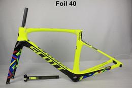 2017 Nova Folha de Carbono Estrada de Bicicleta Quadro UD Weave PF30 Bicicleta Frameset quadros de bicicletas de corrida tamanho 47 cm 49 cm 52 cm 54 cm de Fornecedores de tamanho do quadro 56cm