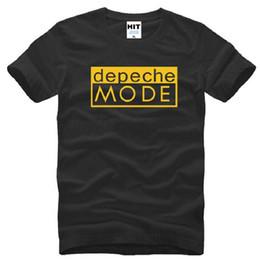 3e82ae6b52a New Distinct Depeche Mode T Shirts Men Cotton Short Sleeve Alternative  Dance Men s T-Shirt Summer Style Male Music Rock Top Tees