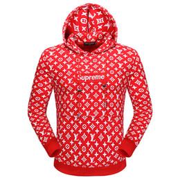 Wholesale Sweater Jackets For Men - 2017 Tiger G and G logo Red Snake stars tide Luxury brand Hoodies For Men Women Sweater oversized hoodie tracksuit sweatshirt jacket coat