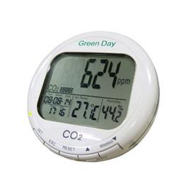 Wholesale Co2 Meter Air - Wholesale- AZ-7788 Indoor Desktop CO2  Temp   RH Monitor Air Quality Meter