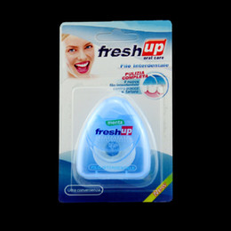 Wholesale Caring For Teeth - Wholesale-Dental Floss for Teeth Cleanning Oral Care Kit Dental Hygiene Portable Teeth cleaner