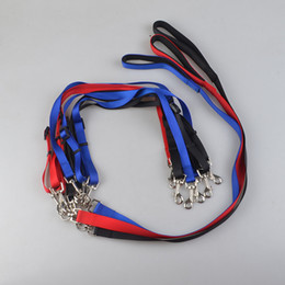 Wholesale Pet Supplies Reflective Dog Collar - Estrella 3 in 1 Dog Leashes for Multiple Dogs for Medium Pets Reflective Rope Set Red Blue Black Colors Supply Electronic Pet Safe