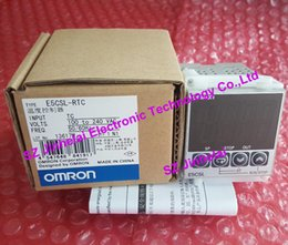 Wholesale Omron Controller - E5CSL-RTC New and original OMRON No alarm intelligent temperature controller AC100-240V