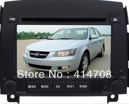Wholesale Hyundai Sonata Nf - Factory wholesale high quality Car Dvd Gps for Hyundai SONATA NF (2006-2008)+STEERING WHEEL CONTROL+A2DP+phone link+EBOOK+MAP