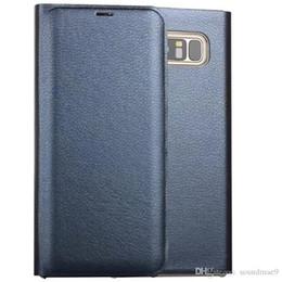 Housse en cuir PU Wallet Case Flip Cover pour iPhone 7 6 s plus Samsung Note8 S8 Edge J7 Huawei P9 10 avec OPPBAG ? partir de fabricateur